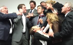 Wild Bees 02 - Alexander Campbell, Damien Avery, Wesley Dowdell, Jordan Blaikie, Kevin Keys, Donogh Rees, Alex Ellis, Emma Newborn and Alistair Browning
